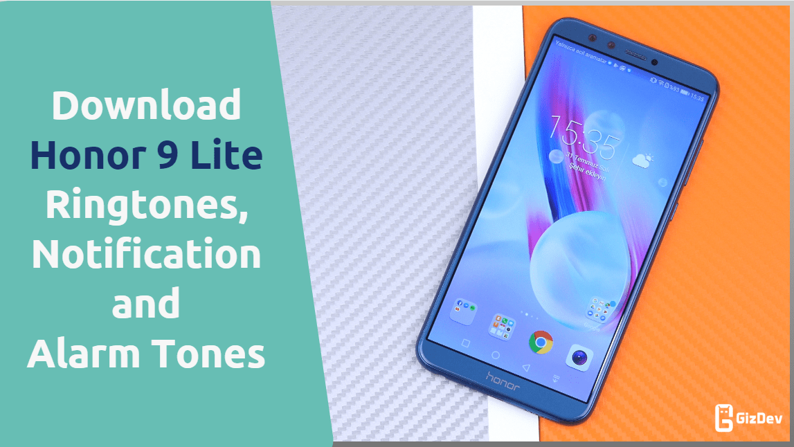 Honor 9 Lite Ringtones