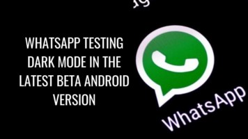 WhatsApp Testing Dark Mode In The Latest BETA Android Version