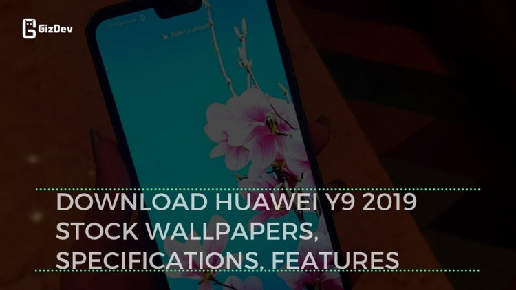 Download Huawei Y9 2019 Stock Wallpapers, Specifications, Features