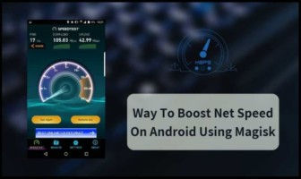 Boost Net Speed On Android