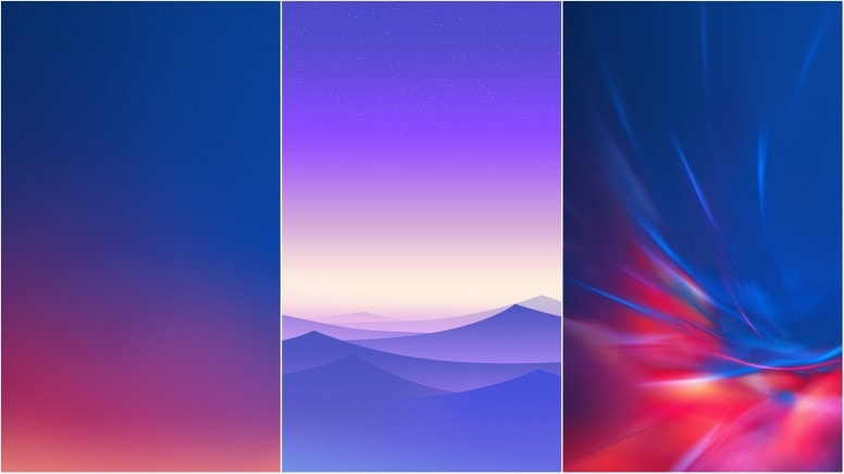Meizu 16S Wallpapers