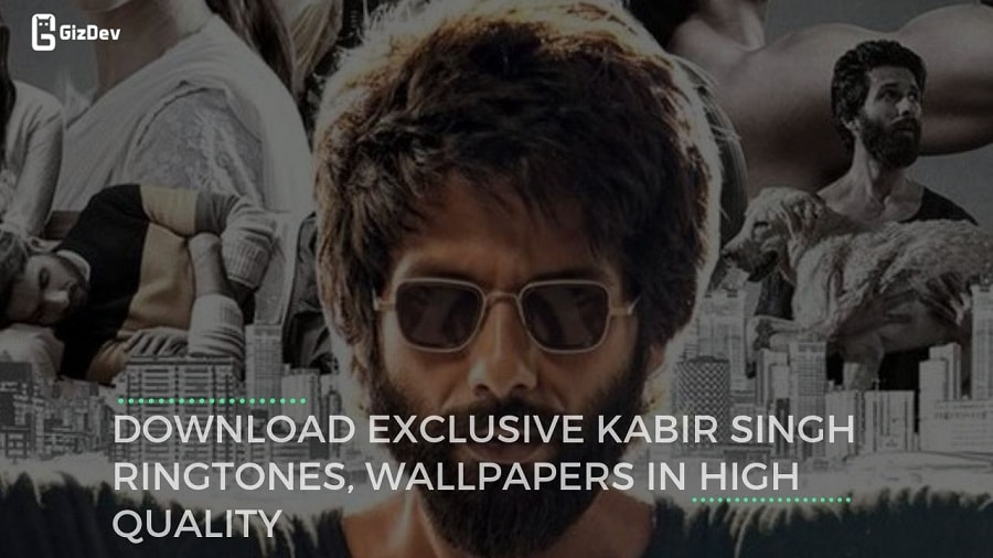 Download Exclusive Kabir Singh Ringtones, Wallpapers In High Quality