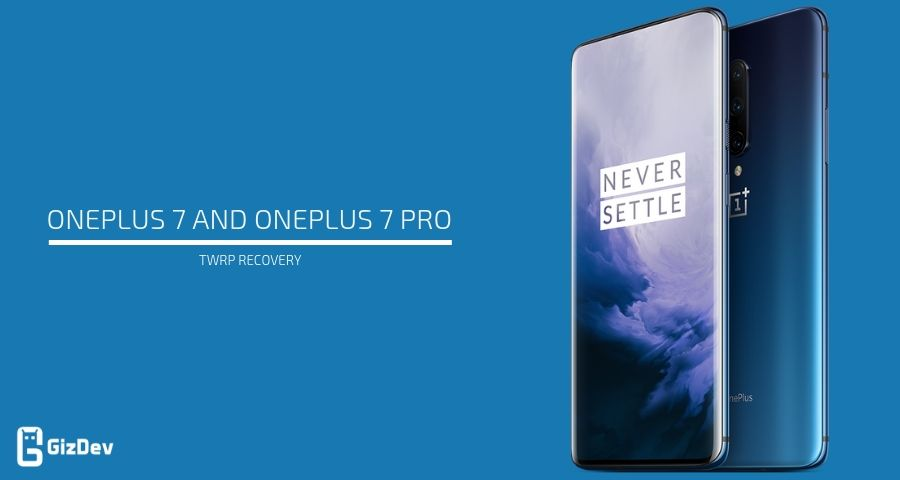 Official TWRP Recovery for OnePlus 7 and OnePlus 7 Pro