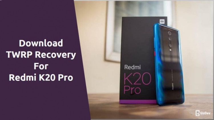 TWRP Recovery For Redmi K20 Pro
