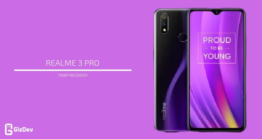 Official TWRP Recovery for Realme 3 Pro