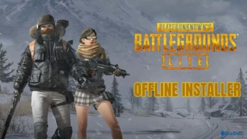 Download PUBG PC Lite Offline Installer file