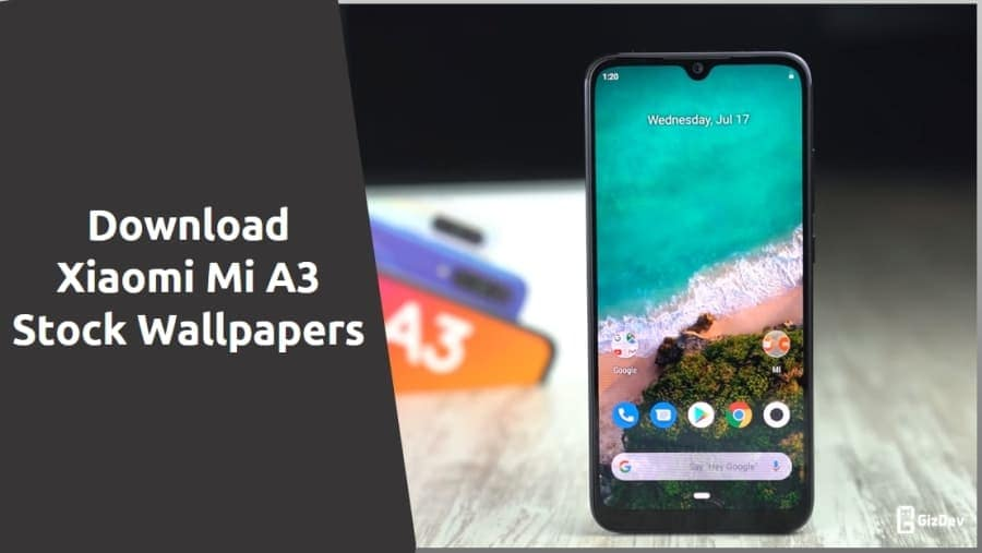 Xiaomi Mi A3 Stock Wallpapers