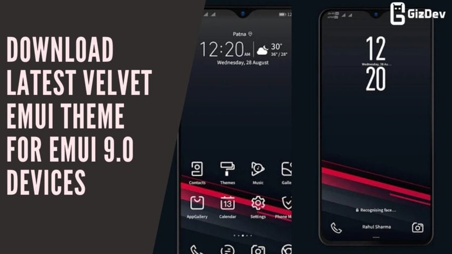 Download Latest Velvet EMUI Theme for EMUI 9.0 Devices