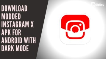 Download Modded Instagram X APK For Android With Dark Mode