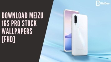 Download MEIZU 16S Pro Stock Wallpapers [FHD]