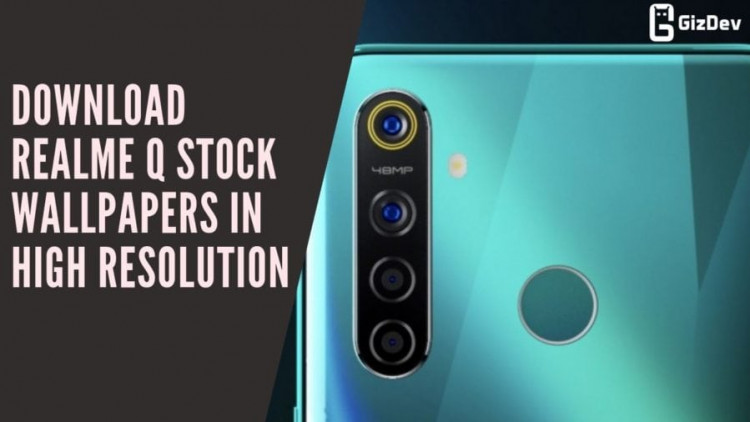 Download Realme Q Stock Wallpapers In High Resolution