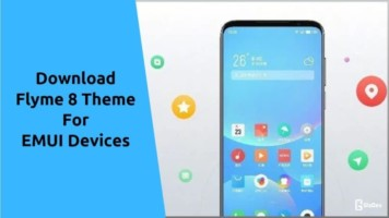 Flyme 8 Theme For EMUI