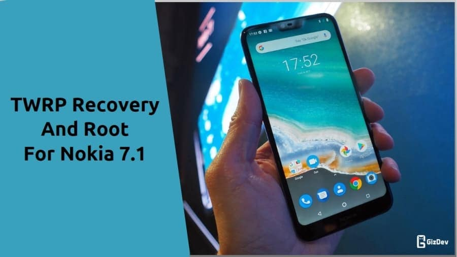 TWRP Recovery & Root Nokia 7.1