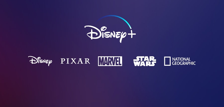 Disney+ for Apple iOS, Fire TV Sticks, Xbox One, PlayStation 4