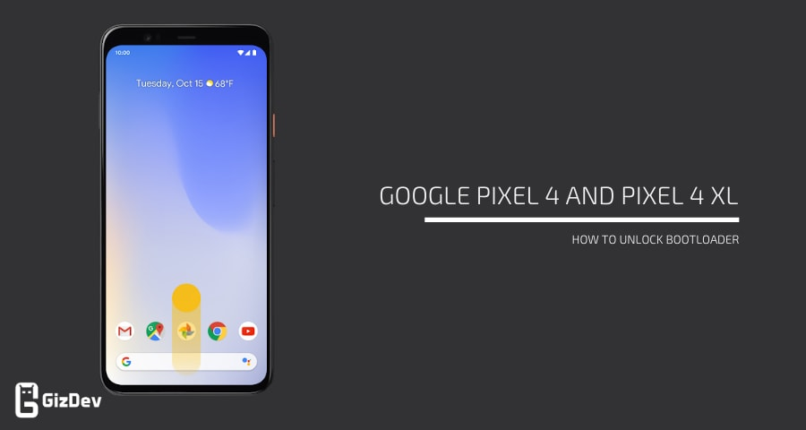 Unlock Bootloader of Google Pixel 4 and Pixel 4 XL