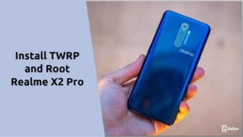 TWRP and Root Realme X2 Pro