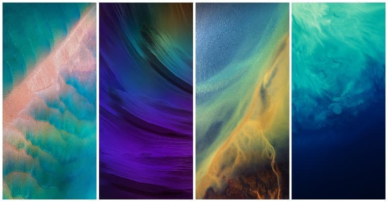 ZTE Blade 10 Prime Wallpapers
