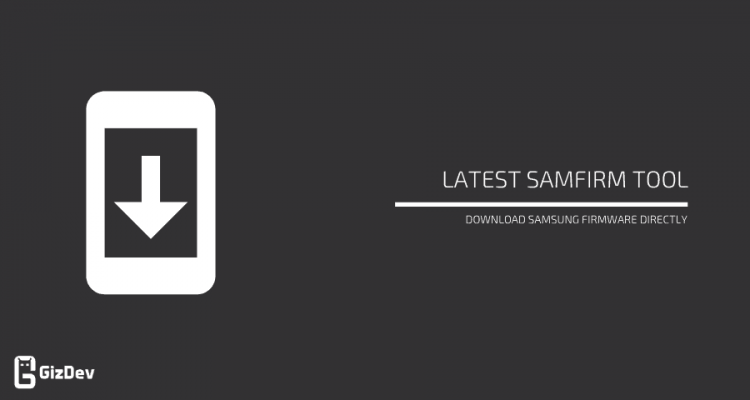 Download Latest SamFirm Tool