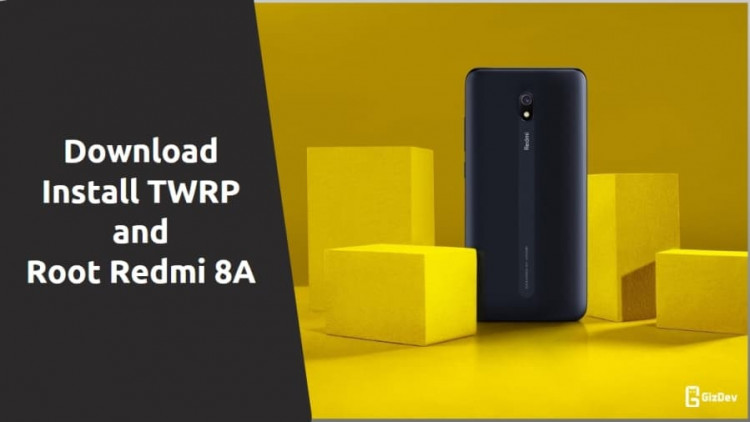 TWRP and Root Redmi 8A