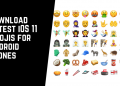 Download Latest iOS 11 Emojis for Android Phones