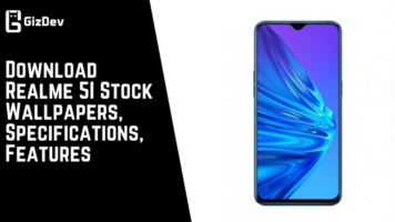 Download Realme 5I Stock Wallpapers, Specifications, Features