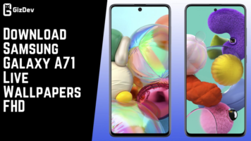 Download Samsung Galaxy A71 Live Wallpapers FHD