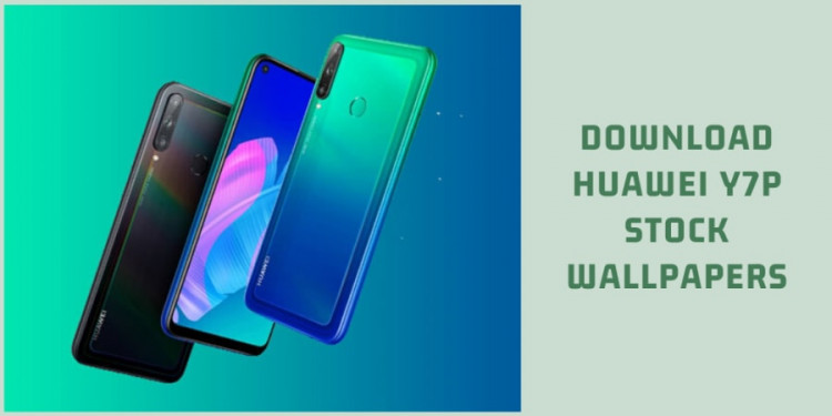 Huawei Y7p Stock Wallpapers