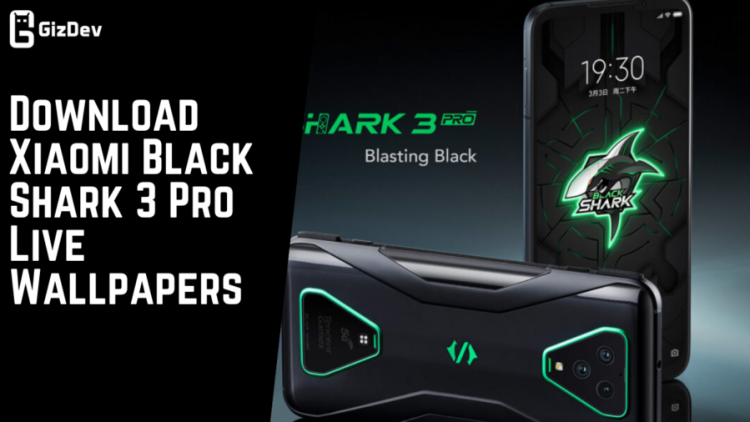 Download Xiaomi Black Shark 3 Pro Live Wallpapers