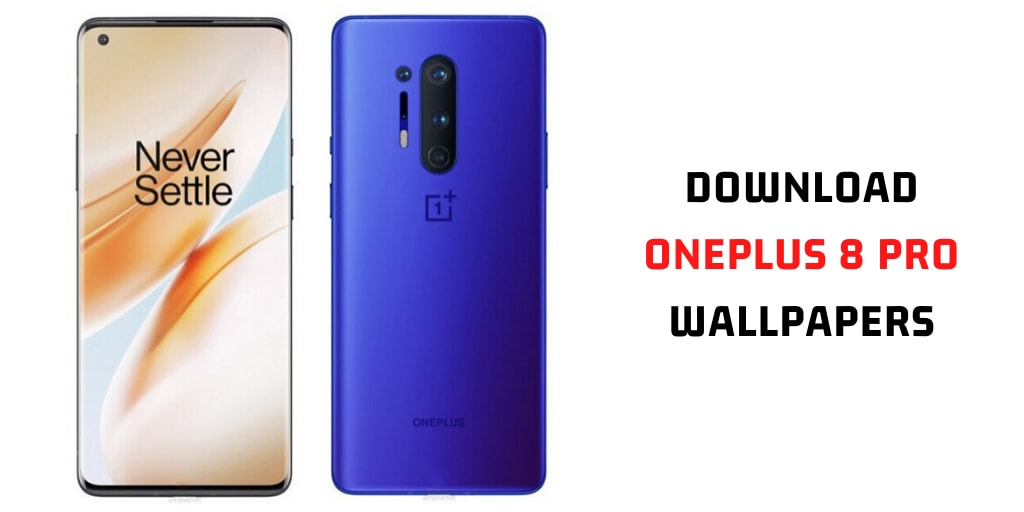 OnePlus 8 Pro Stock Wallpapers