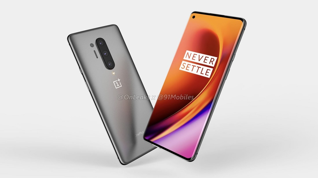 OnePlus 8 and 8 Pro launched, 120hz display, 5G and Wireless Charging