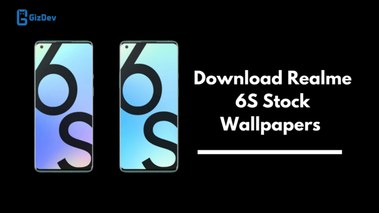 Realme 6S Stock Wallpapers