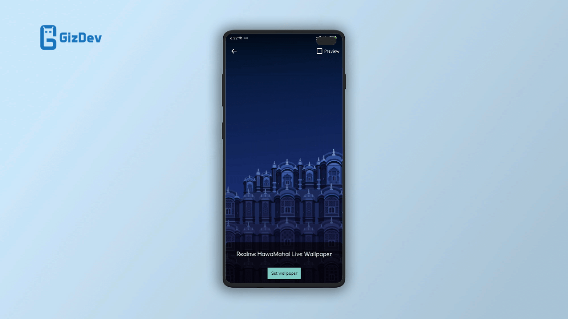 Realme UI Live Wallpapers APK