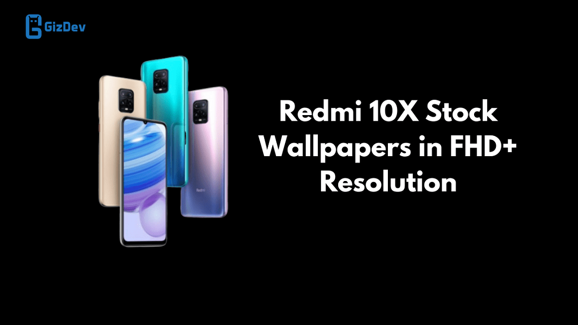 Redmi 10X Stock Wallpapers