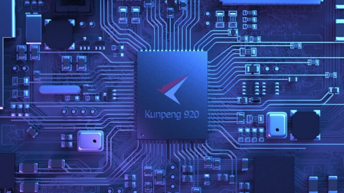 Huawei PC's With KunPeng Processor And Harmony OS Coming