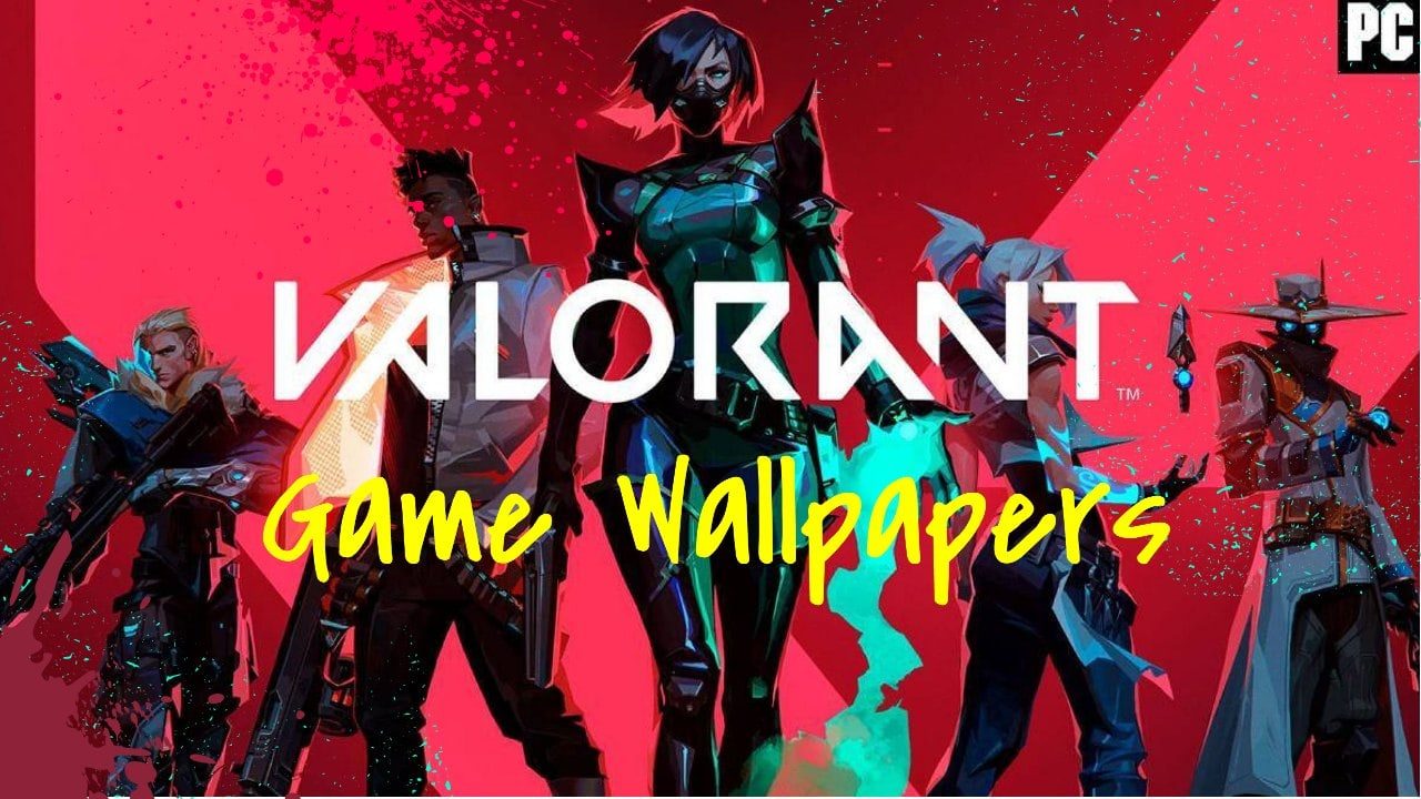 Valorant Game Wallpapers