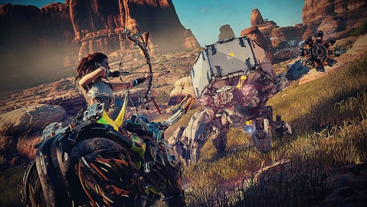 Horizon Zero Dawn For Free On Purchase AMD Ryzen CPU