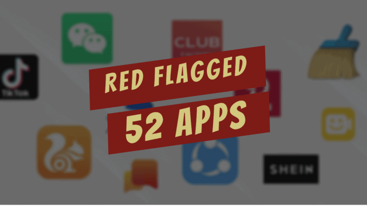 Indian Intelligence Agencies Red Flags Over 52 Apps For Chinese Links