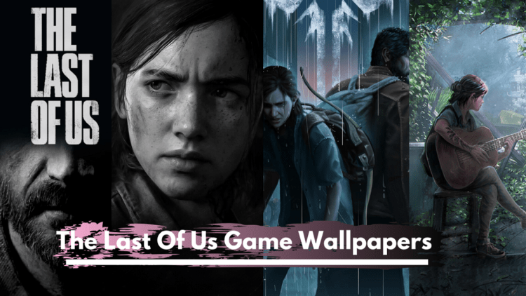 Last Of Us Game Wallpapers