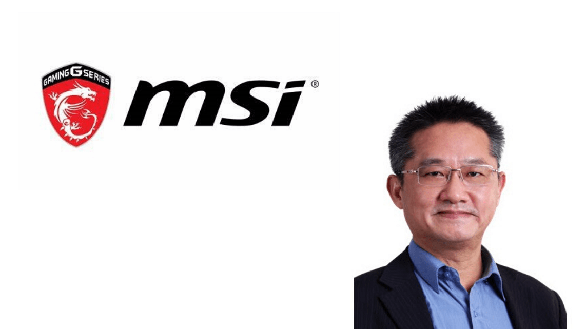 MSI CEO Shen Chang Chiang Dies, Following a fall from a building
