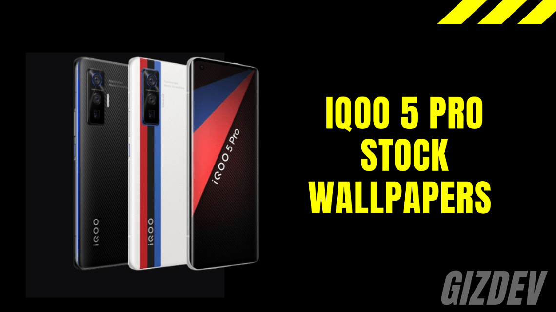 Download IQOO 5 Pro Stock Wallpapers FHD Resolution