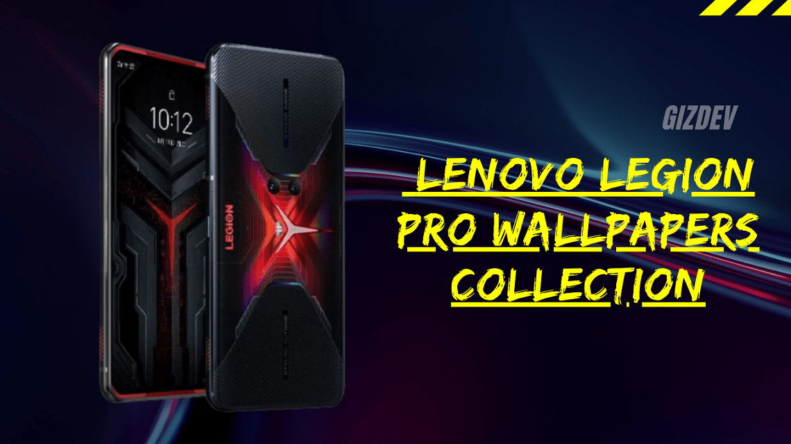 Download Lenovo Legion Pro Wallpapers Collection