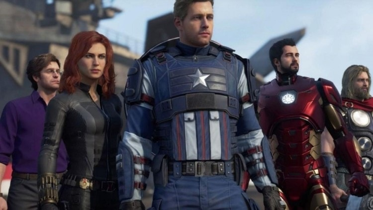 Get the Marvels Avengers Closed BETA key For Free, 14th August