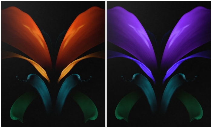 Samsung Galaxy Z Fold 2 Wallpapers