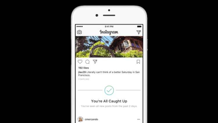 Scroll Your Instagram Endlessly, Instagram Suggested Posts Rolled Out