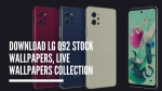 Download LG Q92 Stock Wallpapers, Live Wallpapers Collection