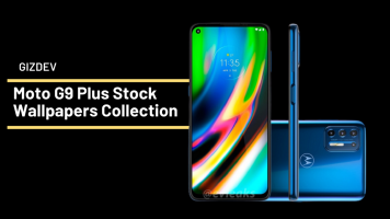 Download Moto G9 Plus Stock Wallpapers Collection FHD Resolution