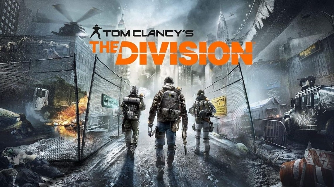 Grab Tom Clancy's The Division For Free On PC, Get It Now
