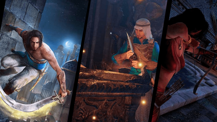 Prince Of Persia Sands Of Time Remake Is Leaded By Ubisoft Pune and Mumbai