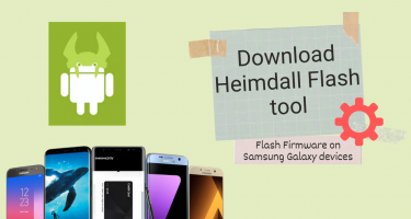 Heimdall Flash tool