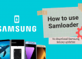 How to download Samsung Galaxy updates using Samloader